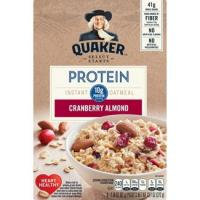Print a coupon for $1 off two Quaker Old Fashioned, Quick or Instant Oats or Oatmeal Squares Cereal