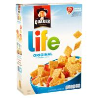 Print a coupon for $1 off a box of Quaker Simply Granola or Multigrain Flakes