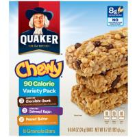 Save $1 on a package of Quaker Real Medley Real Medleys Cereal, Granola or Bars