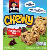 Print a coupon for $1 off two boxes of Quaker Chewy Granola Bars