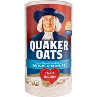Save $1 on one box of Quaker Quick 3-Minute Steel Cut Oatmeal