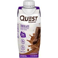 Print a coupon for $6 off a 12 pack of Quest Nutrition Shakes