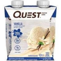 Print a coupon for $2 off a 4 pack of Quest Nutrition Shakes