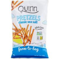 Print a coupon for $1 off one Quinn Pretzel product