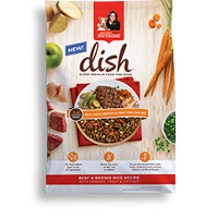 Print a coupon for $4 off one bag of Rachael Ray Nutrish Dish