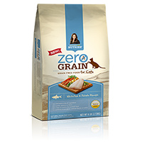 Save $3 on one bag of Rachael Ray Nutrish Zero Grain Dry Food for Cats, 3lbs or larger