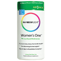 Print a coupon for $4 off one Rainbow Light or Renew Life Probiotic product