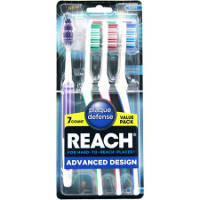Save $0.75 on one Reach Toothbrush Multi-Pack