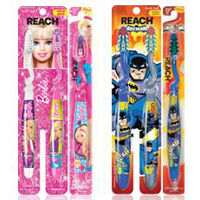 Save $0.75 on one Reach Kids Toothbrush