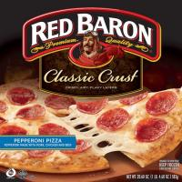 Save $1 on two Red Baron Single Serve Pizzas
