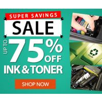 Save 30-70% on inkjet and toner cartridges, refill kits and countless other printer supplies