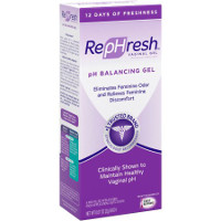 Print a coupon for $2 off one 4 count box of RepHresh Vaginal Gel