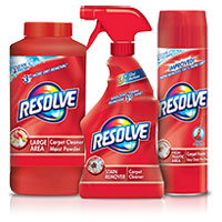 Resolve Cleaners