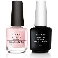 BOGO - Buy one bottle of Revlon ColorStay Gel Envy, get one bottle of Diamond Top Coat free