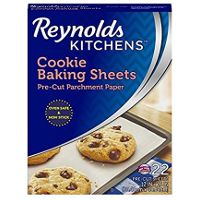 Print a coupon for $1 off Reynolds Kitchens Cookie Baking Sheets or Parchment Paper with SmartGrid