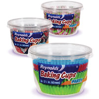 Save $0.55 on Reynolds Baking Cups
