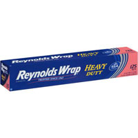 Print a coupon for $1 off one roll of Reynolds Wrap Foil (95 square ft or larger)