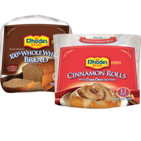 Save $0.50 on any package of Rhodes Bake-N-Serv Bread or Rolls
