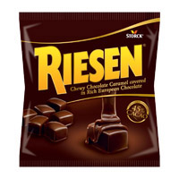 Save $1 on one package of Riesen Candy