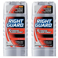 Print a coupon for $3.50 off any two Right Guard Xtreme Antiperspirant/ Deodorants