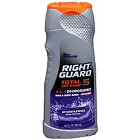 Right Guard - Click here to redeem coupon