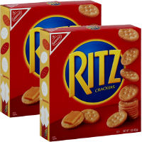 Save $1 on any two packages of Ritz Crackers, 6 oz or larger