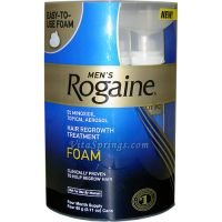 Save $5 on Rogaine foam or solution