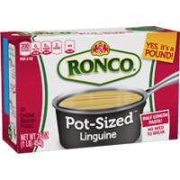 Save $1 on two packages of Ronco Pasta