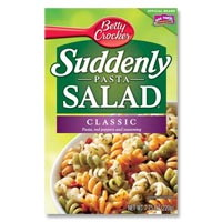 Save $0.75 on two Betty Crocker Suddenly Salad Mixes