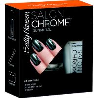 Print a coupon for $4 off one Sally Hansen Salon Chrome Nail Kit