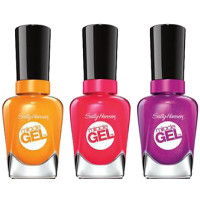 Print a coupon for $1 off a Sally Hansen Miracle Gel product