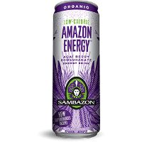 Print a coupon for $1 off any Sambazon Organic Amazon Energy Drink