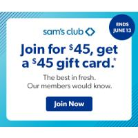 Sam's Club coupon - Click here to redeem