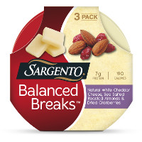 Save $0.75 on any Sargento Balanced Breaks Snack
