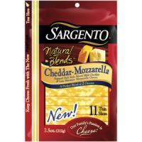 Save $0.75 on any two Sargento Sliced Natural Cheeses