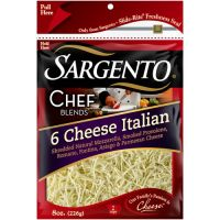 Save 55 cents on Sargento Sliced Natural Cheese