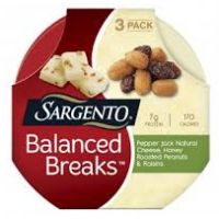 Save $0.75 on Sargento Balanced Breaks Cheese