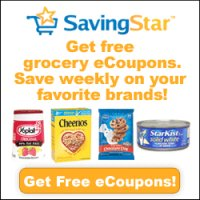 SavingStar coupon - Click here to redeem