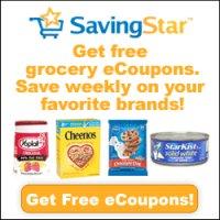 SavingStar coupon - Click here to redeem