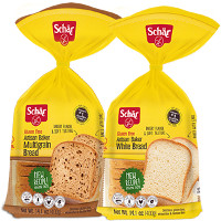 Save $2 on one loaf of Schar Gluten-Free Artisan Baker Bread