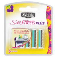 Print a coupon for $1 off Schick Silk Effects Razor or Refill