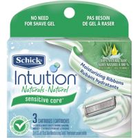 Save $3 on one package of Schick Intuition Refills