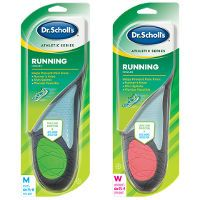Print a coupon for $3 off Dr. Scholl's Athletic Series Insoles, priced $8.95 or higher