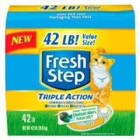 Save $2 on Fresh Step Cat Litter