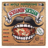 Screamin' Sicilian Pizza Coupon