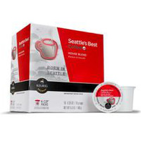 Save $1 on one pack of Seattle's Best Coffee K-Cups