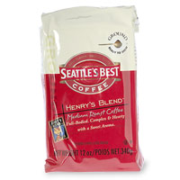 Save $1 on a bag of Seattle's Best Coffee