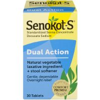Senokot coupon - Click here to redeem