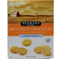 Sesmark Crackers coupon - Click here to redeem