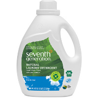 Print a coupon for $1 off one Seventh Generation Liquid Detergent